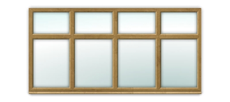 UPVC Essential Window S8A