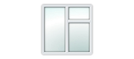 UPVC Essential Window S3A