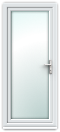 UPVC Single Door D1