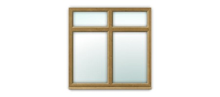 UPVC Essential Window S4A