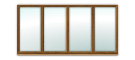 UPVC Essential Window S4C