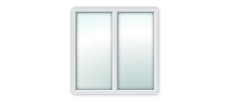 UPVC Essential Window S2B