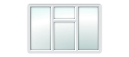 UPVC Essential Window S4B