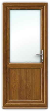 UPVC Essential Single Door D2P