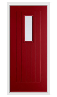 Composite Front Door TYREE